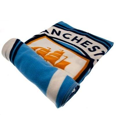 Manchester City F.C. Fleece Blanket PL