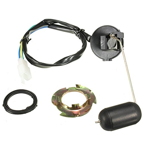 - Sala-Ctr - Motorcycle Fuel Petrol Level Sender Unit Float Sensor Kit For 125-150cc GY6 Scooters Vehicles