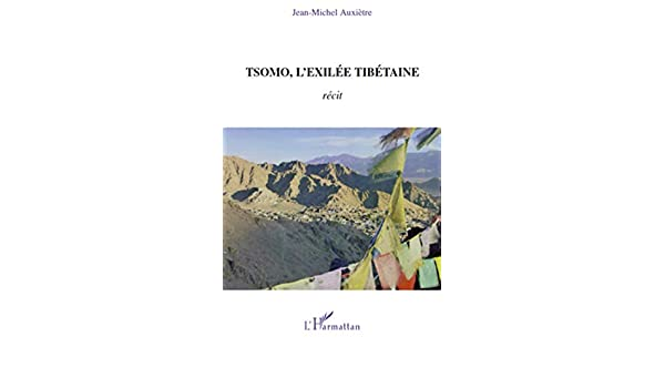 Tsomo, lexilée tibétaine (French Edition)