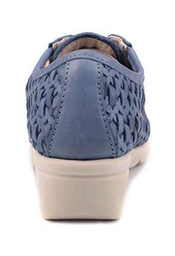 Vaquero Azul Zapato Bonitas The Flexx Mujer qwxgYHW0X