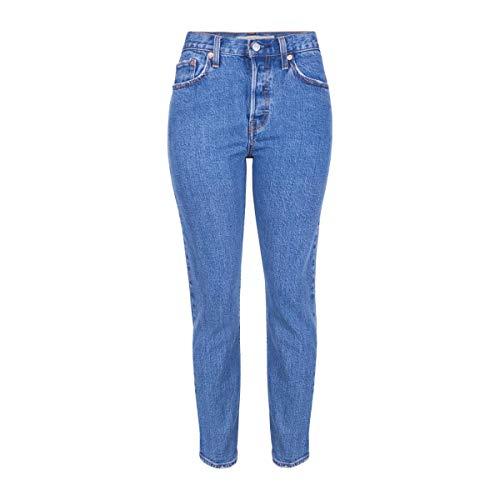 Calça Levis Feminino Jeans Wedgie Icon Média