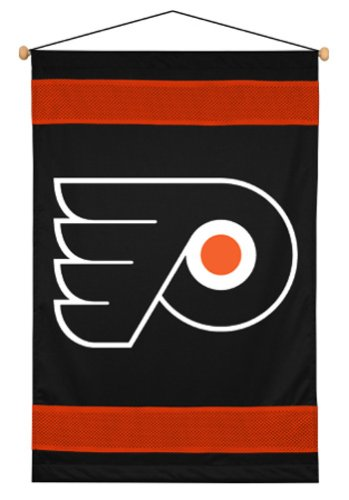 Nhl Hockey Wall - Sports Coverage NHL Philadelphia Flyers Sideline Wall Hanging