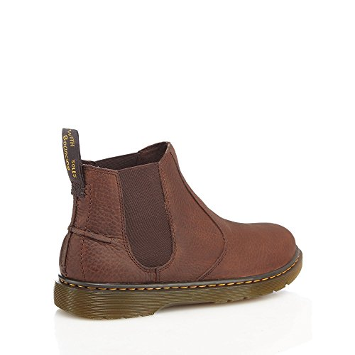 Martens Leather Dr Brown Chelsea 'Lyme' Boots Men 0wgHCqgP
