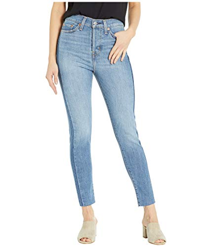 Levi's Women's Wedgie Skinny Jeans, Think Twice, 27 (US 4) ()