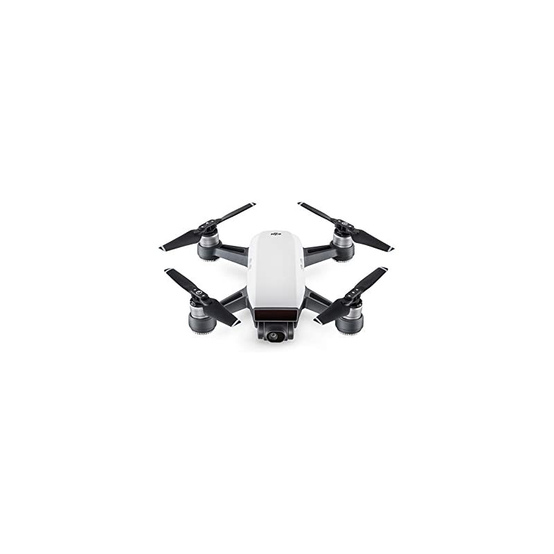 DJI Spark Portable Mini Drone Alpine Whi