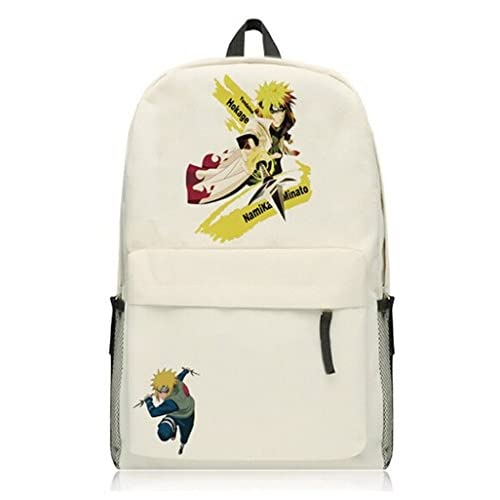YOYOSHome Naruto Anime Uzumaki Naruto Cosplay Rucksack Backpack School Bag