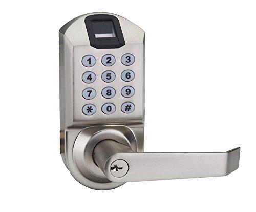 2015 New Scyan X7 Fingerprint Keypad Door Lock