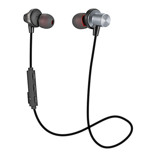 bluetooth headphones best wireless earbuds with crystal clear sound. Black Bedroom Furniture Sets. Home Design Ideas