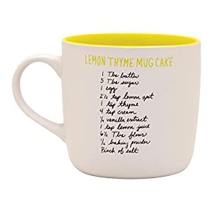 RECIPease Cake Mug (Lemon Thyme)