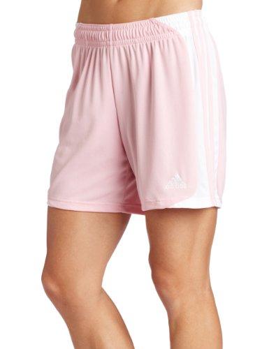 adidas Women's Nova 12 Short, Diva/White, (Adidas Predator Soccer Shorts)