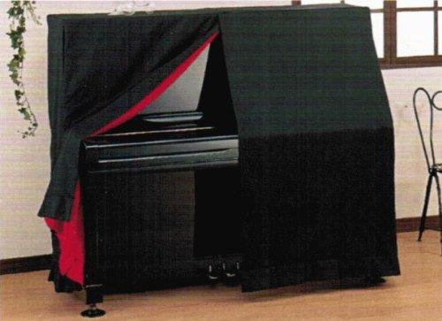 アップライトピアノ オールカバー 上製 《適合モデル=U3タイプ/カラー=ブラック》 型番ALL-SB009S3Y006