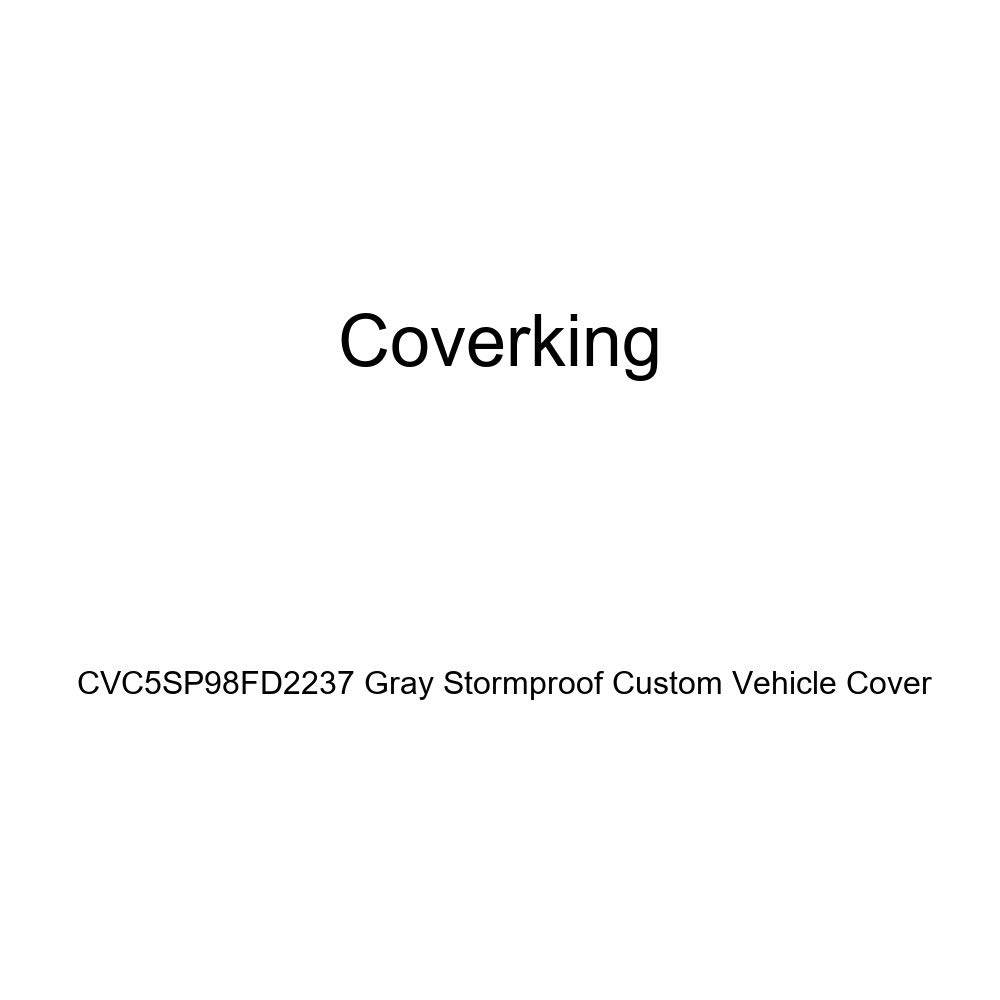 Coverking CVC5SP98FD2237 Gray Stormproof Custom Vehicle Cover