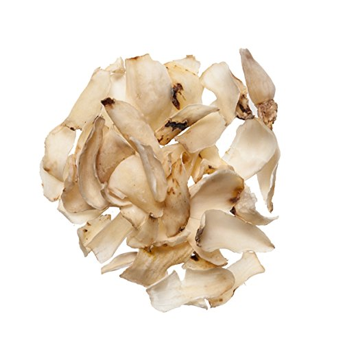 Bai He Chinese Herb | Bulbus Lilli/Lily Bulb - Suitable for Tonifying the Yin, Relieves Cough and Dispels Phlegm - Medicinal Grade Chinese Herb 1 Lb - Plum Dragon Herbs by Plum Dragon Herbs (Image #1)