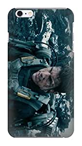 TPU phone accessory phone case/cover for iphone 6 Plus with fashionable and New Style Cool Tom Cruise