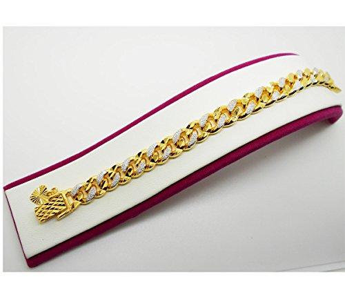 22k Gold Bracelet - 7
