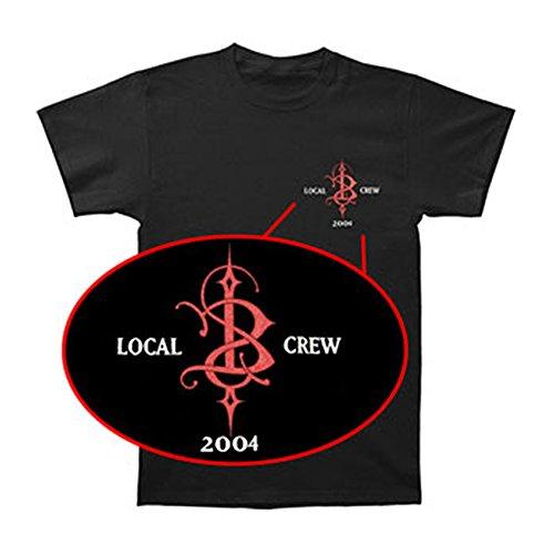 Skinny Puppy Men's Local Crew T-shirt X-Large (Local Crew Shirt)