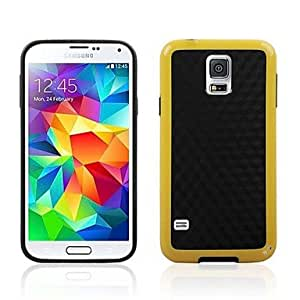 Teléfono Móvil Samsung - Cobertor Posterior - Gráfico/Superficie de Cristal/Dibujos Animados - para Samsung S4 Mini I9190 ( Multi-color , Plástico )