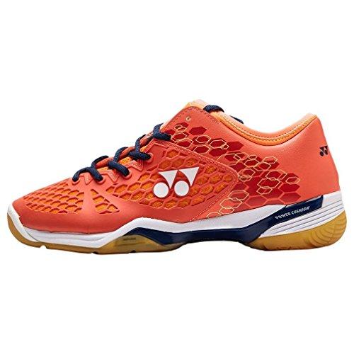 Yonex Power Cushion 03 Menâ€s Indoor Court Shoes, Red, - Mena Us