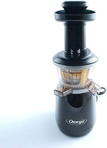 Omega Vertical Masticating Juicer – Black VRT350B