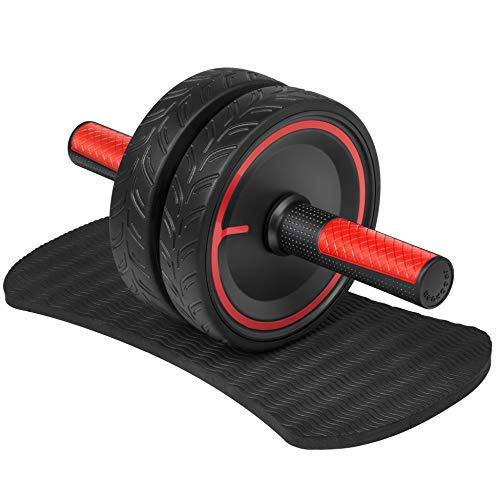 - Readaeer Ab Roller Wheel Abdominal Exercise for Home Gym Fitness Equipment