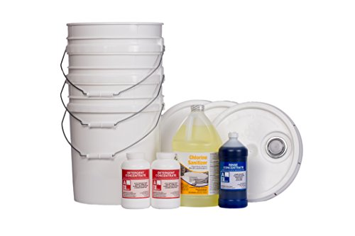 sampler-pack-w-buckets-1-detergent-1-sanitizer-1-rinse-commercial-grade