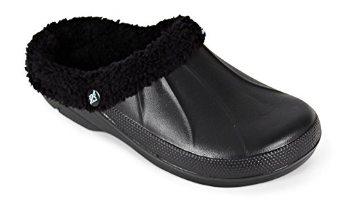Dynamic Women's Clogs Black H8OXwF