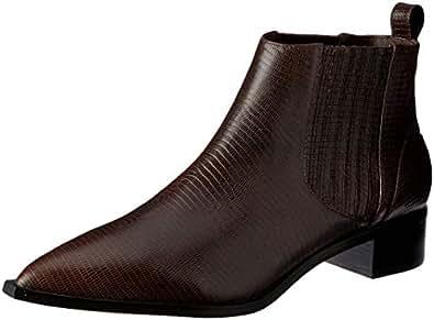 Senso Women's Leighton Fashion Boot, Chocolate, 35 EU