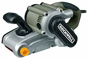 rockwell rk4320k 80 amp 3inchby21inch belt sander