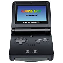 GAME BOY ADVANCE SP-ONYX