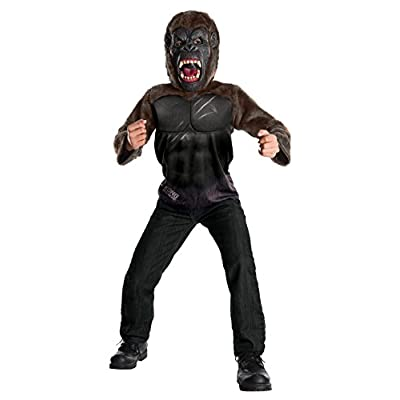 Rubie's Child's King Kong Deluxe Costume, Large: Toys & Games