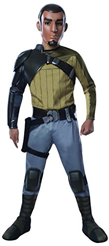 Rubie's Star Wars Rebels Deluxe Kanan Costume, Child Medium