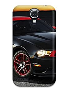 High Quality 2012 Ford Mustang Boss Car Case For Galaxy S4 / Perfect Case
