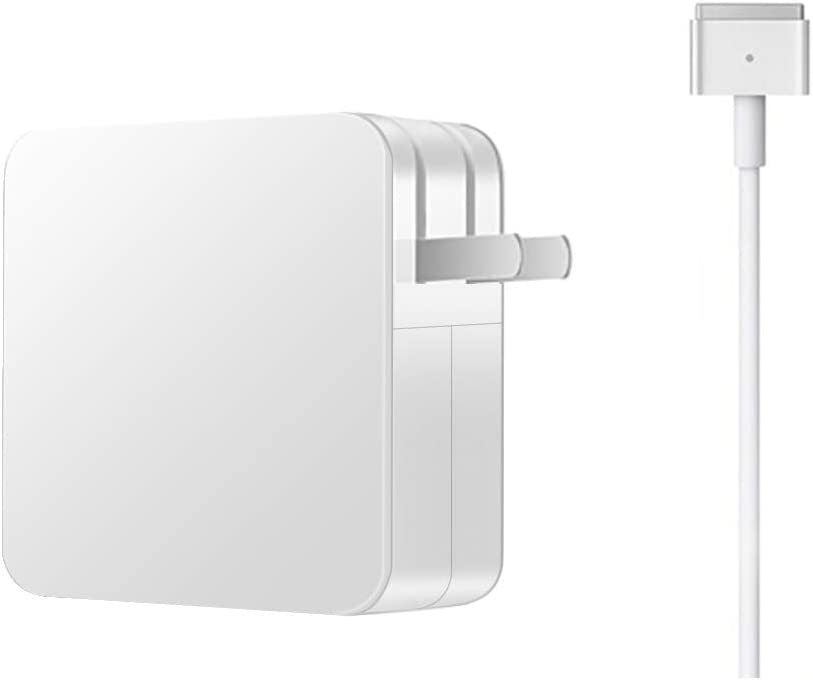 Universal Adapter, MacBook Air Charger, 45W Magnetic T-Type Charger, Replacement Charger for Mac Book Air 11-inch & 13 inch (After Mid 2012)