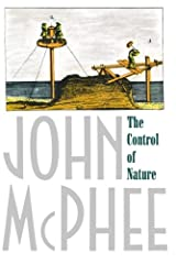 The Control of Nature Paperback