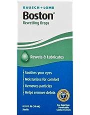 Boston Navuldruppels voor stijve gasdoorlatende contactlenzen, 1/3 oz fles