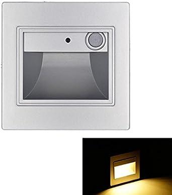 Yaeer - Luz LED para escalera o escalera (120 V): Amazon.es: Iluminación