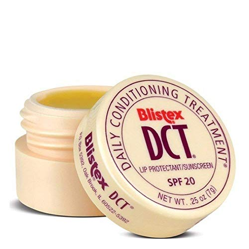 (Blistex DCT Daily Conditioning Treatment SPF 20 0.25 oz(Pack of 12) )