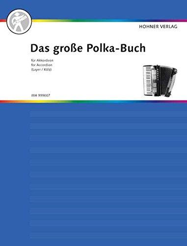 DAS GROSSE POLKA-BUCH        ACCORDION (Accordion Polka Music)