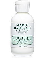 Mario Badescu Oil Free Moisturizer SPF 17, 2  Fl Oz
