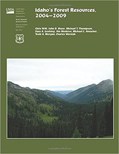 Idaho's Forest Resources, 2004-2009