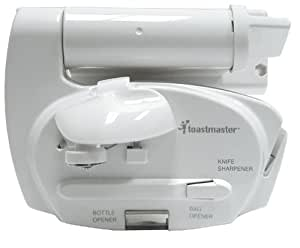 Amazon Com Toastmaster 2246 Under The Cabinet Can Opener