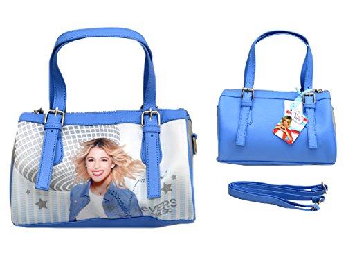 Disney Violetta Kinden Tasche Handtasche Henkeltasche Shopper Schule
