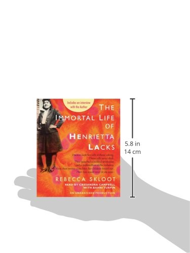 The Immortal Life of Henrietta Lacks by Random House Audio