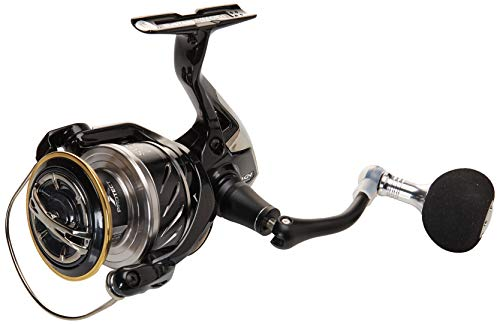 SHIMANO Sustain FI, Spinning Fishing Reel, Model 2018