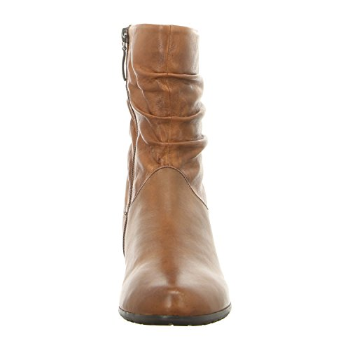 Gerry Weber Women Ankle Boots brown, (cognac) G82204MI42/370 Cognac