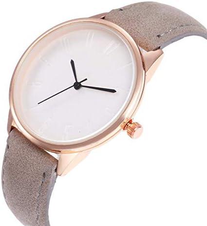 Eotifys Regarder Montres pour Femmes Top Luxury Ladies WatchQuartz Clock Women Simple Casual Fashion Watch