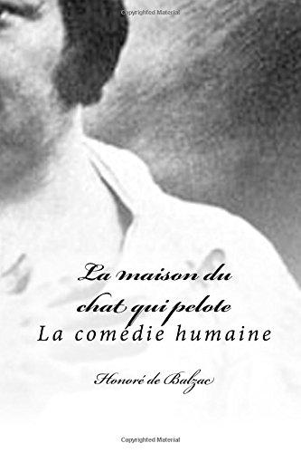 Download La maison du chat qui pelote: La comédie humaine - Etudes de mœurs (French Edition) pdf
