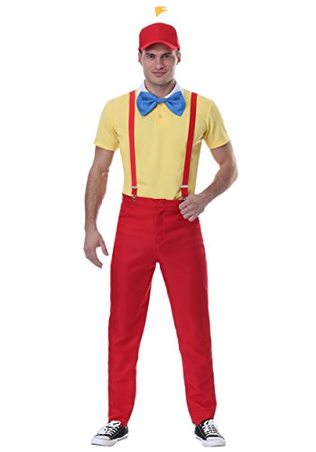 Men's Dapper Tweedle Dee/Dum Costume - L