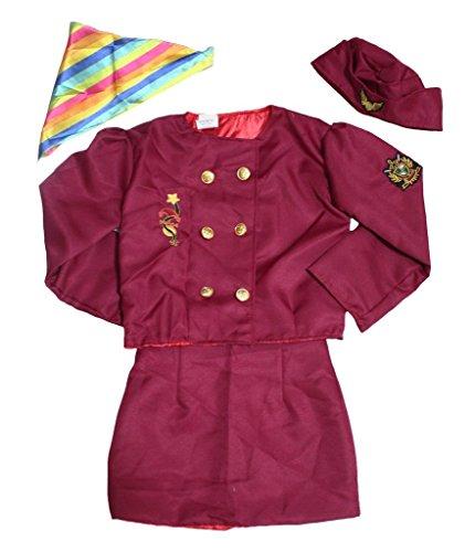 Leaf Sison Halloween Occupational Unisex Children Costume Party Dress Clothing (Flight (Flight Attendant Costume Child)