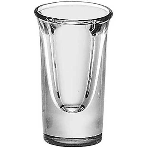 Libbey Tall Whiskey - Libbey Tall Whiskey Glass, 3/4 Ounce - 72 per case.